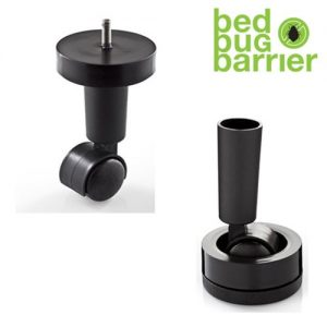 bed-bug-barrier-castors